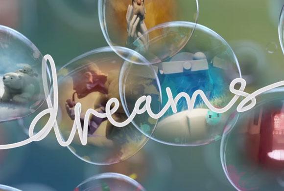 """Music for new Media Molecule E3 Trailer """"Dreams"""""""