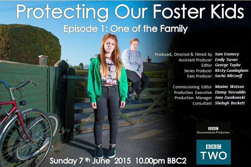 "New BBC series ""Protecting Our Foster Kids"""