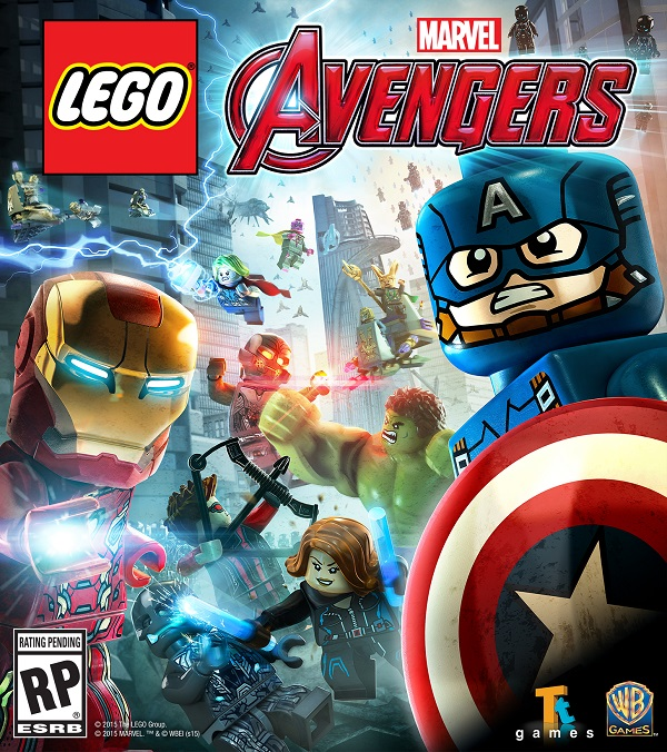 My Blog – Lego Marvel's Avengers out now!