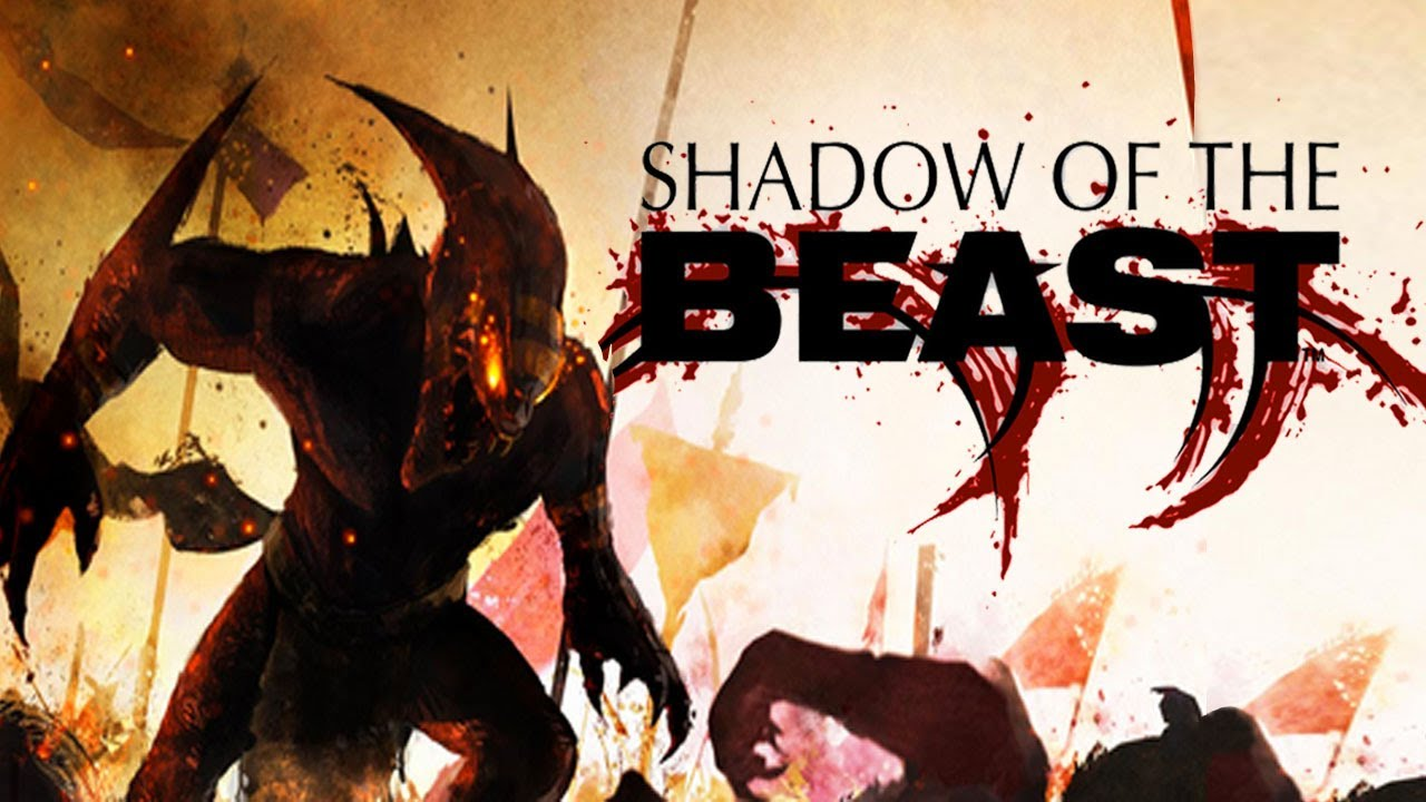 Shadow Of The Beast - PS4 is released!