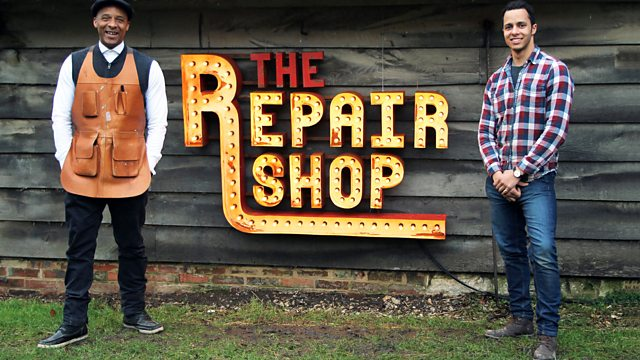 """The Repair Shop"" series4 begins on BBC2 1st April"