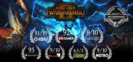 Total War Warhammer2 is released!