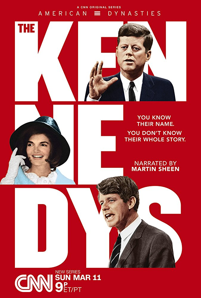 American Dynasties: The Kennedys airs this Sunday on CNN