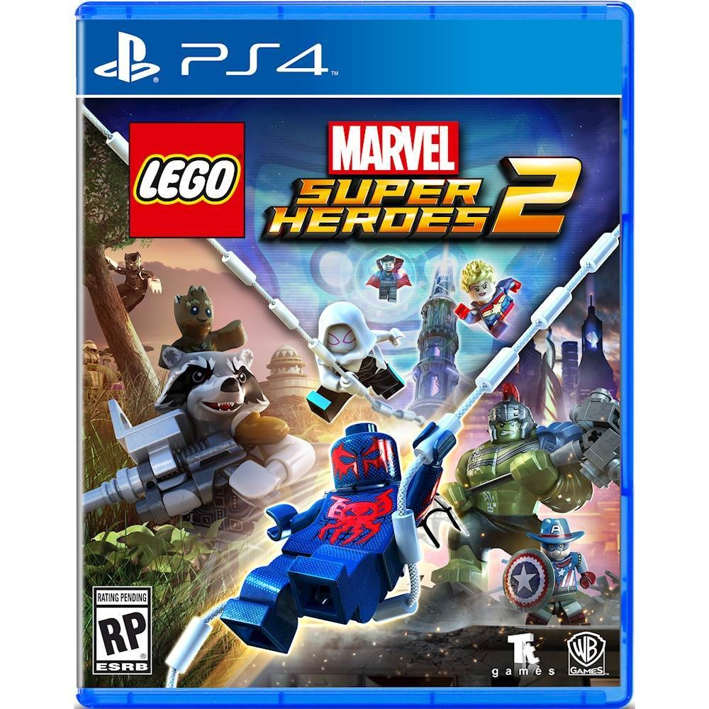 Lego Marvel Super Heroes 2 is released!