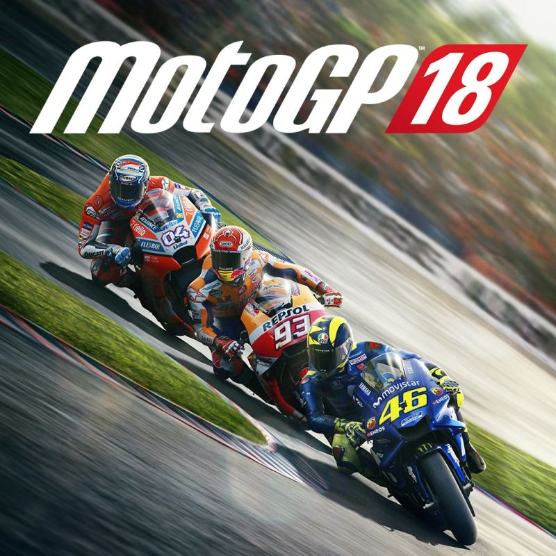 MotoGP 18 is released!