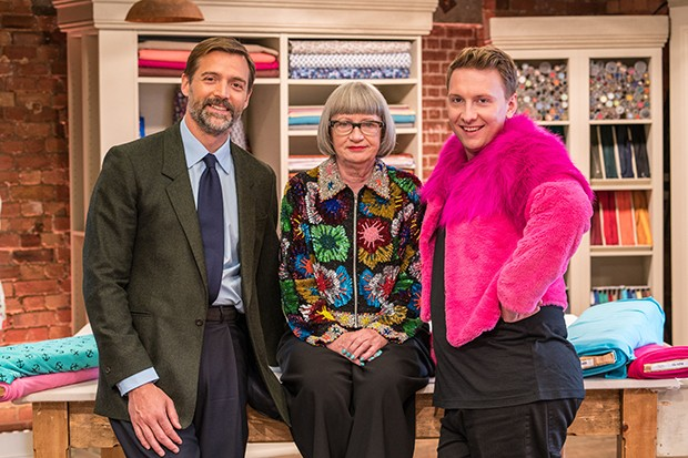 The Great British Sewing Bee - series5