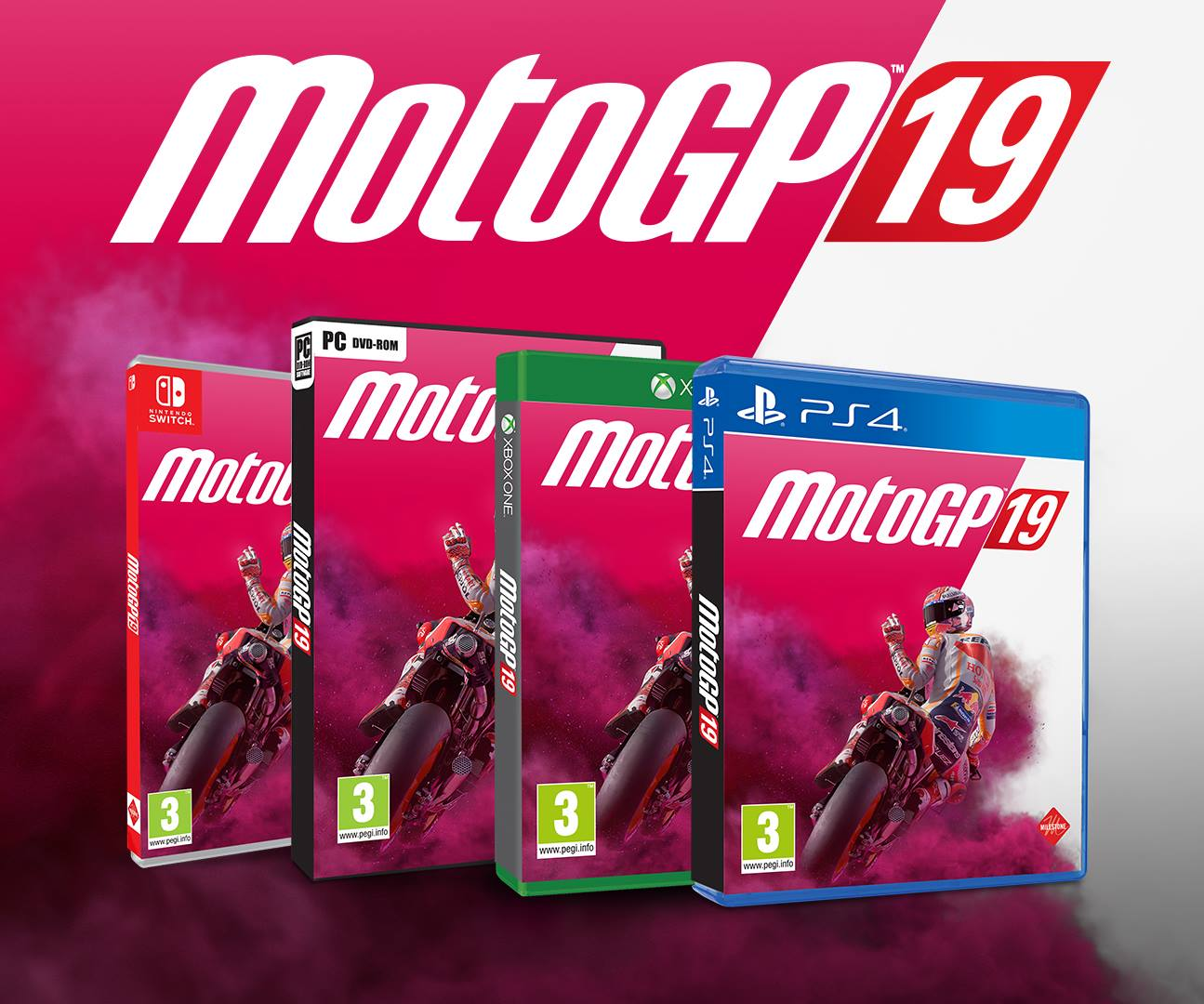 MotoGP 19 is released!